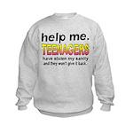 Stolen Sanity Kids Sweatshirt