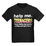 Stolen Sanity Kids Dark T-Shirt
