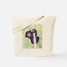 Sun Bear Cub Tote Bag