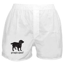 Boykin Spaniel Boxer Shorts