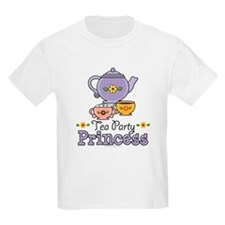 Tea Party Princess T-Shirt