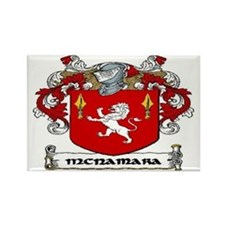 McNamara Coat of Arms Magnets (10 pack)