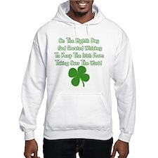 Irish Whiskey Hoodie