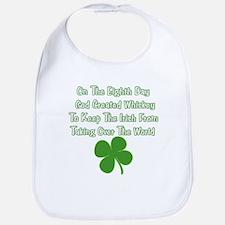Irish Whiskey Bib