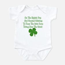 Irish Whiskey Infant Bodysuit