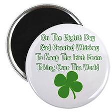 Irish Whiskey Magnet