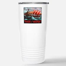 FARER I VIKINGR Travel Mug