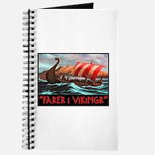FARER I VIKINGR Journal