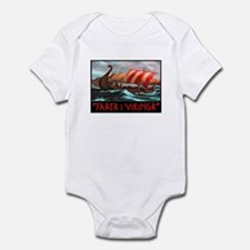 FARER I VIKINGR Infant Bodysuit