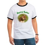 Squirrel Hunter Ringer T