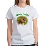 Squirrel Hunter Women's T-Shirt