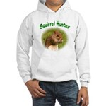 Squirrel Hunter Hooded Sweatshirt