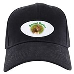 Squirrel Hunter Black Cap