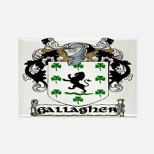 Gallagher Coat of Arms Magnets (10 pack)