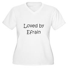 Cute Efrain name T-Shirt