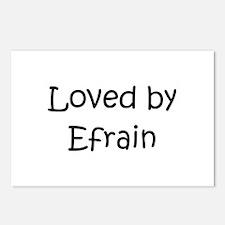 Cute Efrain Postcards (Package of 8)