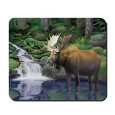 Maine Moose Mousepad