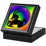 David Capricorn w Keepsake Box