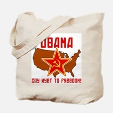 "Commissar Obama: ""Say Nyet to Tote Bag"