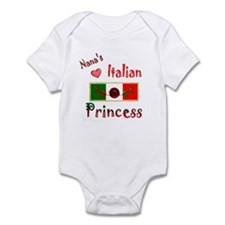 Nana's Italian Princess-3 Infant Bodysuit