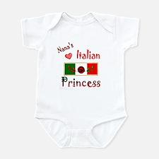 Nana's Italian Princess-3 Infant Bodysuit