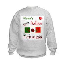 Nana's Little Princess-2 Sweatshirt