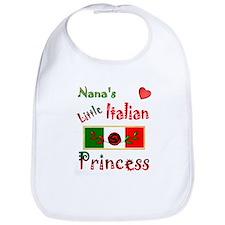 Nana's Little Princess-2 Bib