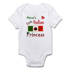 Nana's Little Princess-2 Infant Bodysuit