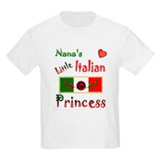 Nana's Little Princess-2 T-Shirt