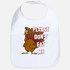 Eat Turkey Bib