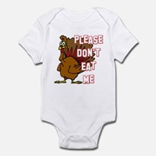 Eat Turkey Infant Bodysuit