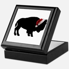 Buffalo Christmas Keepsake Box