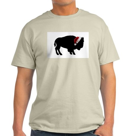 Buffalo Christmas Light T-Shirt