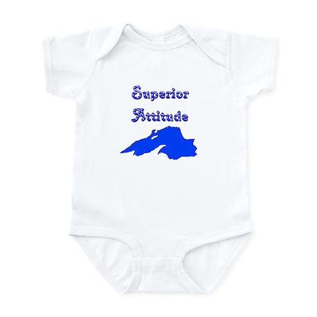 superior attitude Infant Bodysuit