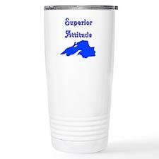 superior attitude Travel Mug