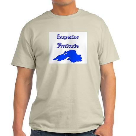 superior attitude Light T-Shirt