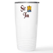 Sir Tom Ceramic Travel Mug