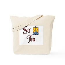 Sir Tom Tote Bag