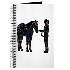 Halter/Showmanship Floral Journal