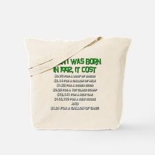 Price Check 1988 Tote Bag