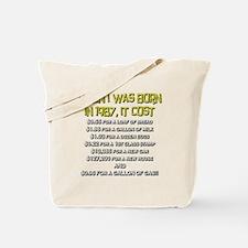 Price Check 1987 Tote Bag