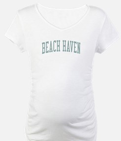 Beach Haven New Jersey NJ Green Shirt