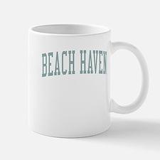 Beach Haven New Jersey NJ Green Mug
