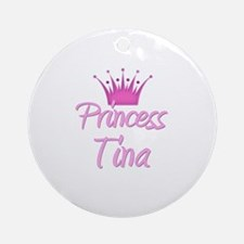 Princess Tina Ornament (Round)