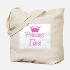 Princess Tina Tote Bag