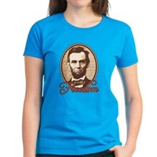 Abe Lincoln Is My Homeboy Tee