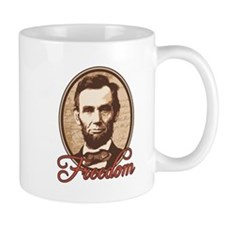 Abe Lincoln Is My Homeboy Mug