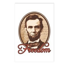 Abe Lincoln Is My Homeboy Postcards (Package of 8)