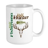 Fisherman Large Mugs (15 oz)