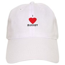 I (heart) Love Sukkot Baseball Cap